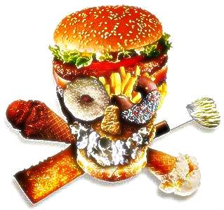 Principais motivos para evitar o consumo dos alimentos industrializados.