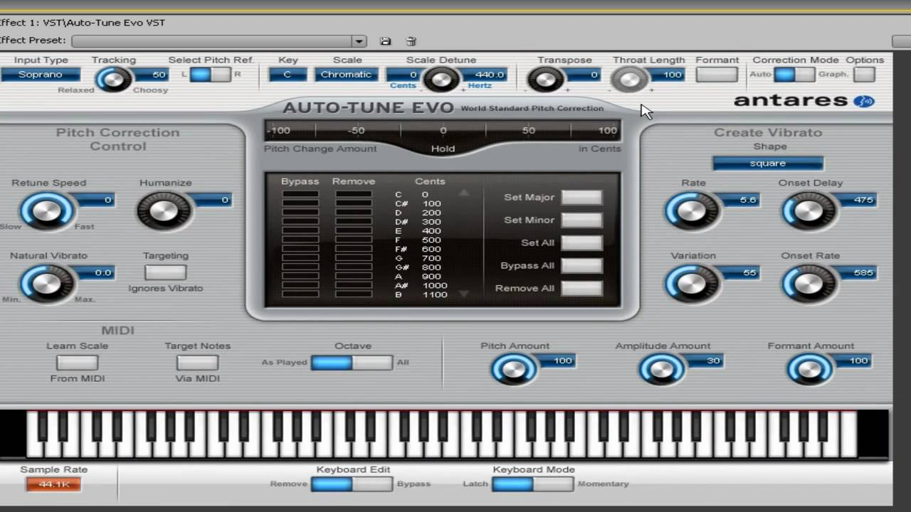 Free Download Autotune Vst For Adobe Audition - registrymemo