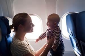 Viagens com  bebê de colo