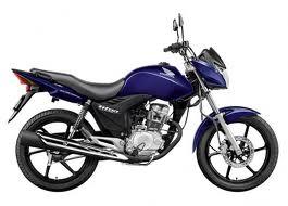 moto CG 150 Titan