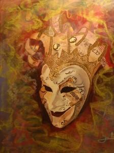 Arte plastica sobre o Carnaval
