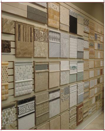 Como assentar piso em parede - Tipos de azulejos ...