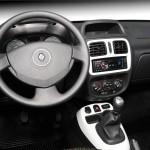 Clio 2013 interior