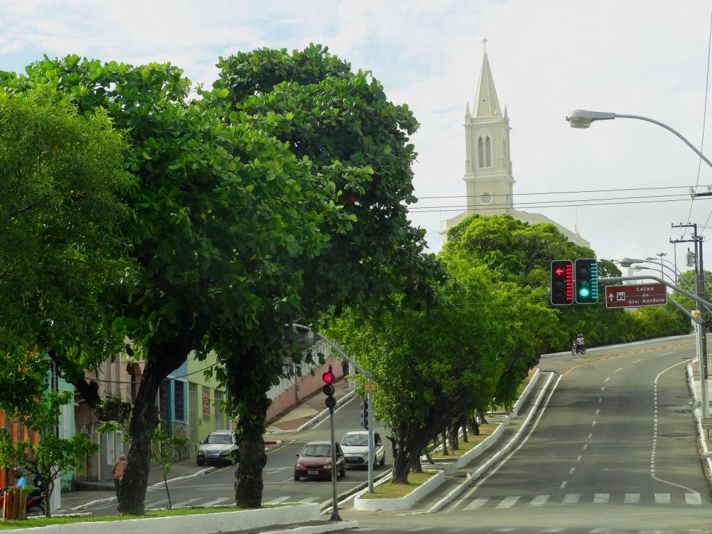 Colina e Igreja de Santo Antônio