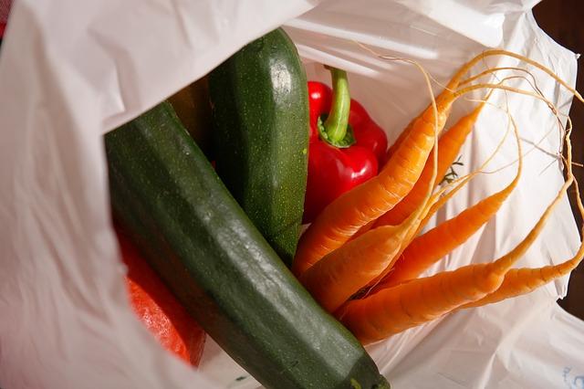 Formas inteligentes de reutilização das sacolas plásticas