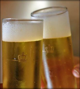 Emagreça tomando cerveja