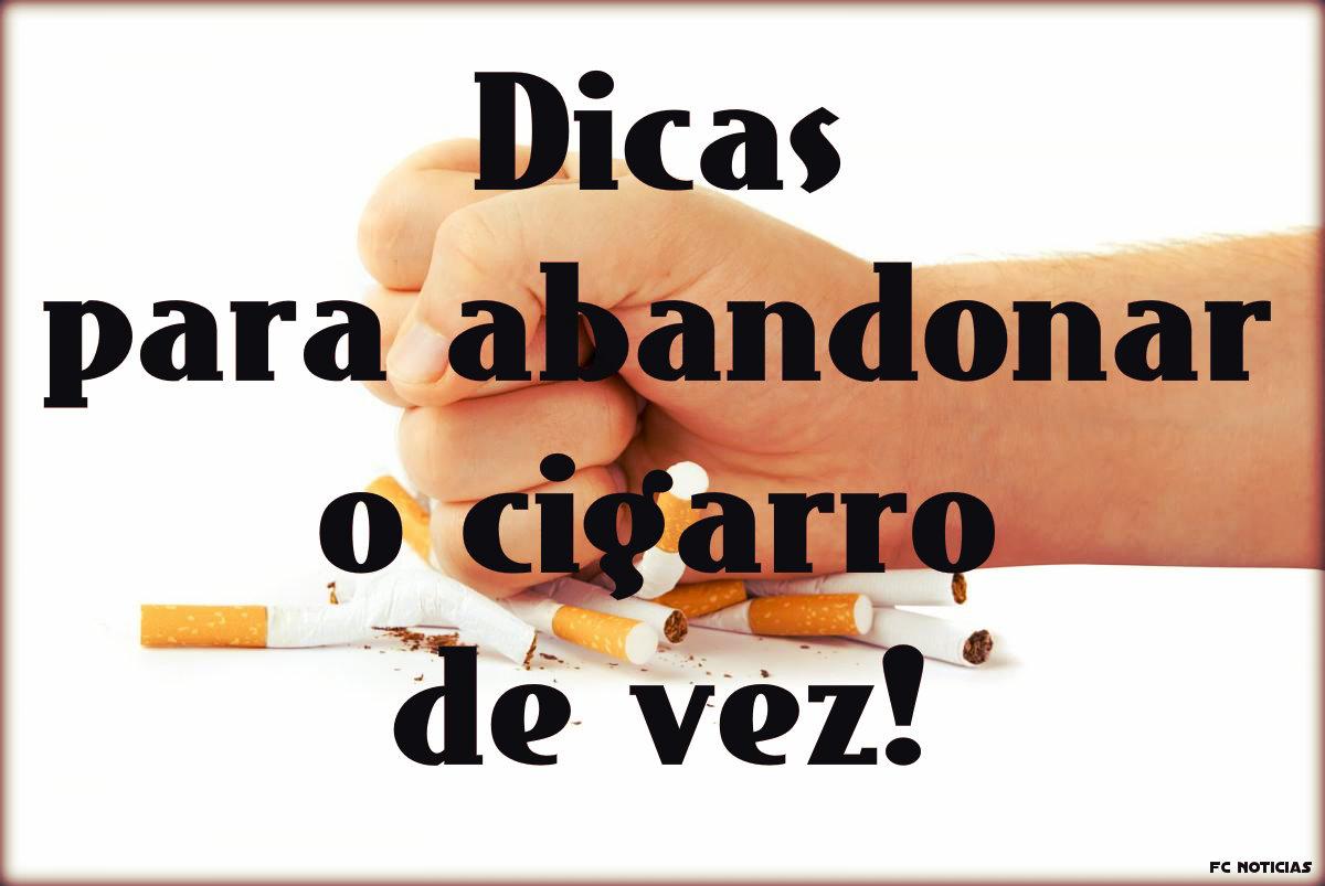 Se deixado fumando a probabilidade de cair doente do cancro