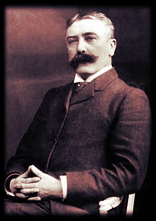 Ferdinand de Saussure, pai da linguística.