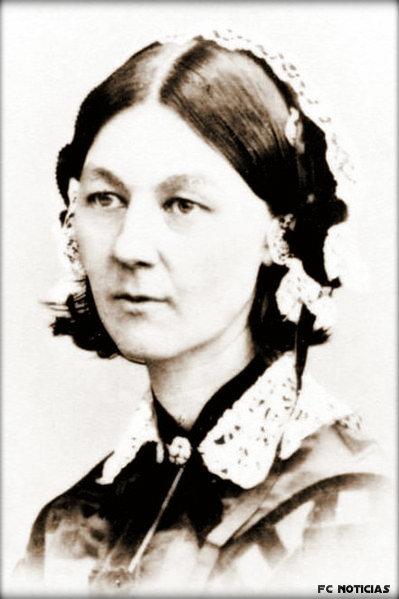 Importância de Florence Nightingale na Guerra de Crimeia