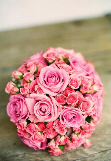Quantas flores tem um buquê de noiva
