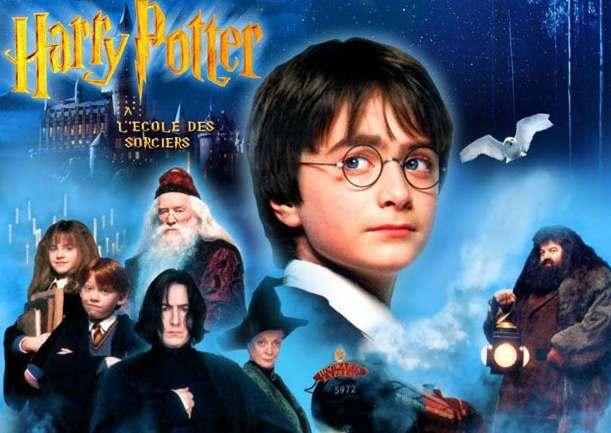 Harry Poder e a Pedra Filosofal