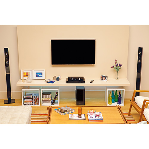 Home Theater Na Sala De Tv ~ Home theater samsung htd553kzd é bom