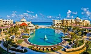 Iberostar Grand Hotel Paraiso, Playa Paraíso, México. (Foto: Reprodução)