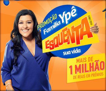 Promoção família Ype Esquenta