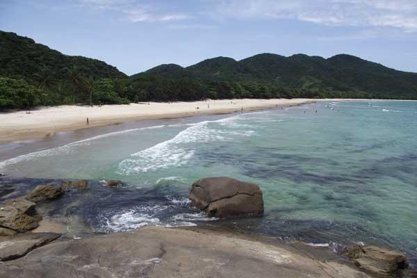 Ilha Grande é um dos mais belos locais do Brasil