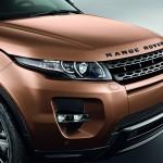 Land Rover Evoque frente