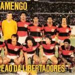 Libertadores de 1981 foto do time
