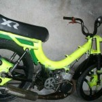 Mobilete verde