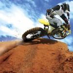 Prática do Motocross