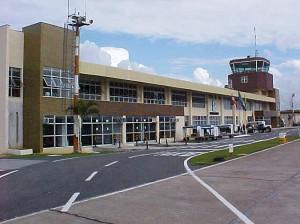 Depedências do Aeroporto