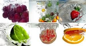 Nutrientes e água