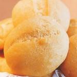 Pãozinho de batata doce.