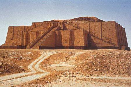 Pirâmide mesopotamica