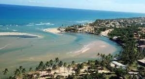 praia baiana