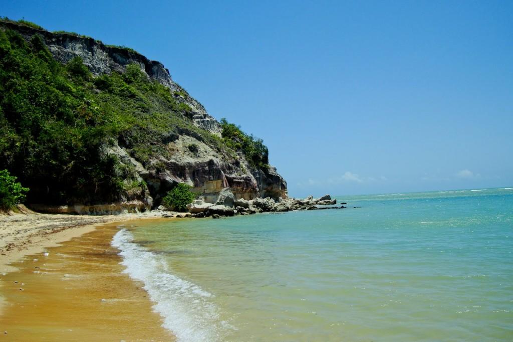 Praia do Espelho uma das mais belas praias do Brasil