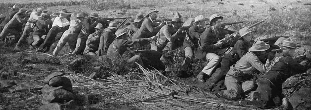 Primeira Guerra Mundial resumo