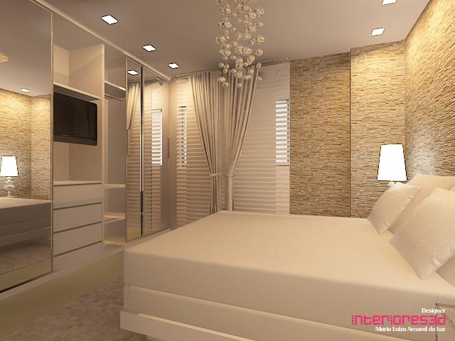 Como decorar um quarto de casal pequeno ~ Tapetes Para Quarto Sob Medida
