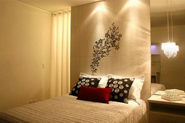 Como decorar um quarto de casal pequeno