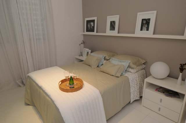 Como Decorar Um Quarto Casal Moderno ~ Como decorar um quarto de casal pequeno