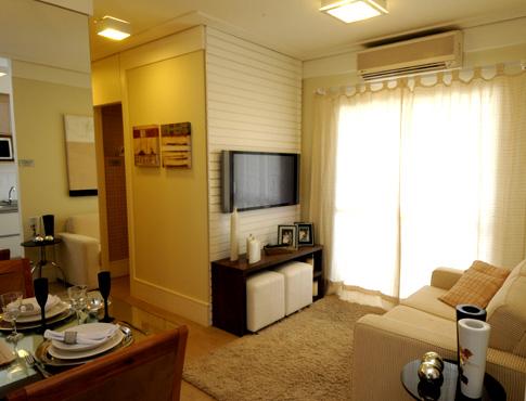 Salas pequenas decoradas dicas e modelos