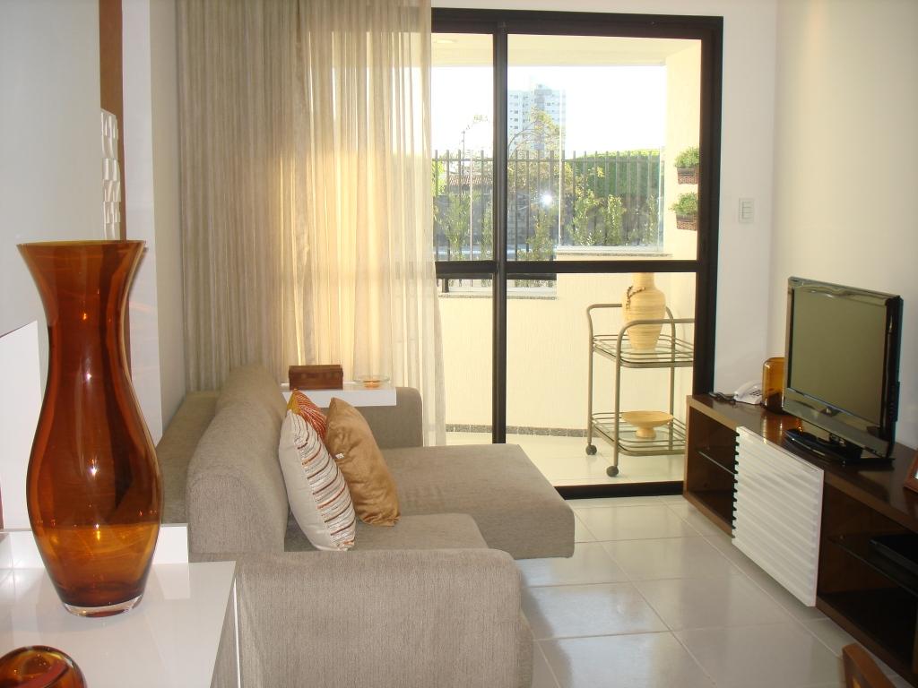 Salas pequenas decoradas dicas e modelos for Modelos de salas pequenas