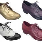 Sapatos masculinos anos 60