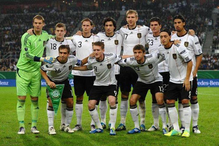 seleção da Alemanha de 2014