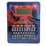 Tablet Infantil Smart Pad Homem-Aranha - 76 Atividades - Yellow