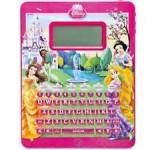 Tablet Infantil Smart Pad Princesas 76 Atividades - Yellow