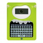 Tablet Monsters University Mike 84 Atividades - 5 Módulos 3 Opções de Idioma - Yellow