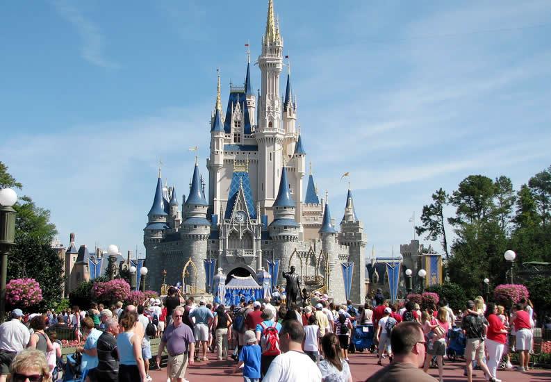 Viagem para a Disney