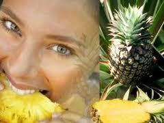 abacaxi na dieta
