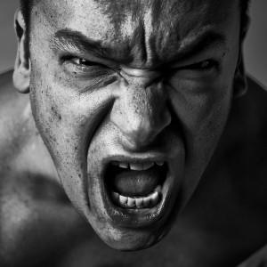 episódio de agressividade
