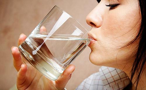 Nosso corpo é formado por 70% de água