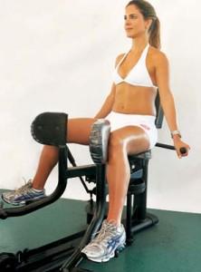 aparelho para pernas