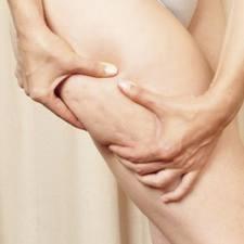 ondulações na pele