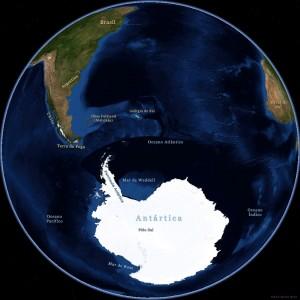 Continente Antárctico