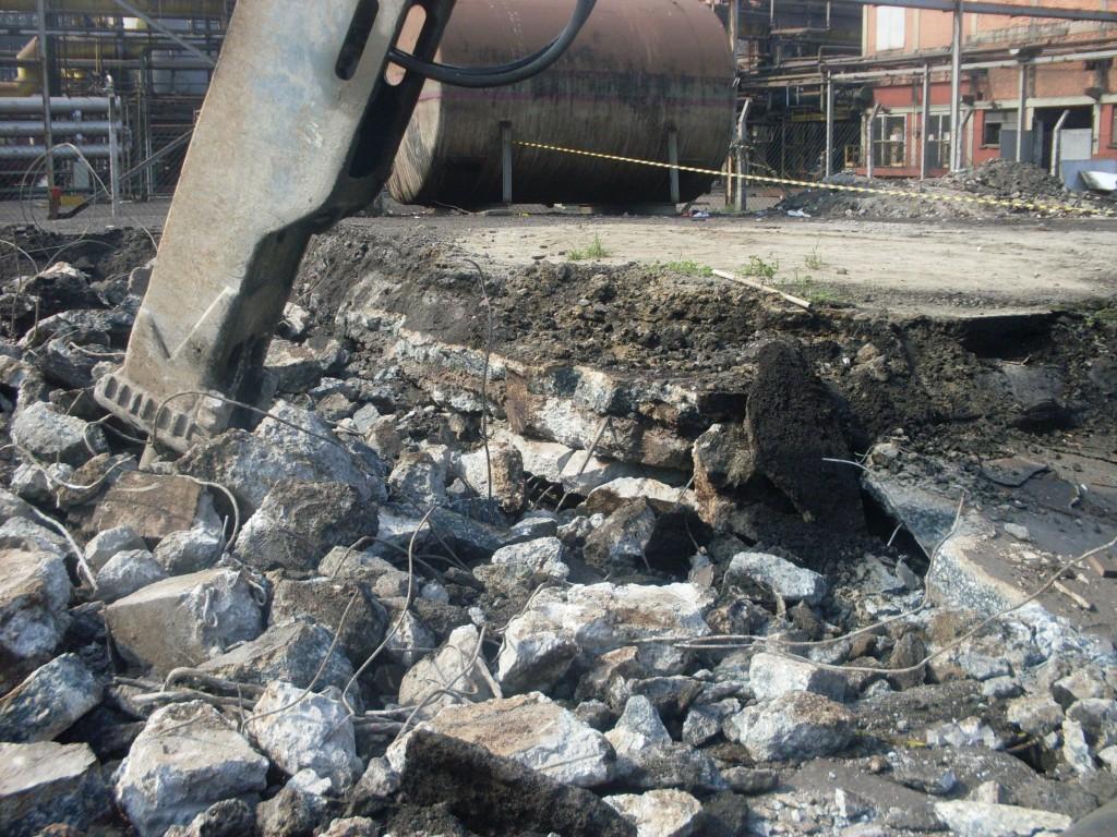 preço para demolição de concreto armado