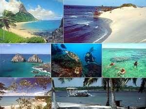 diferentes destinos de turismo