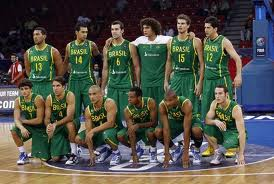 Equipe de basquete do Brasil